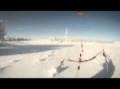 Moldava 26.1.2013 - Snowkite