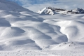 St.Bernardino snowkiting