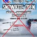 ZRUŠENO - MČR ve snowkitingu - ADOLFOV, 20-21.2