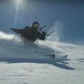 Snowkiting v Norsku s UpWindem! 2016/2017