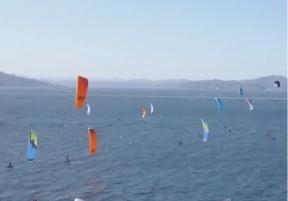 San Francisco 2018 Hydrofoil Pro Tour
