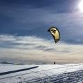 Snowkiting New Zealand
