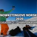 Snowkitingove NORSKO 2020