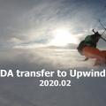 Norský Upwind přejezd 2020