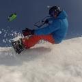 Norway Snowkiting Trip - III Finííto