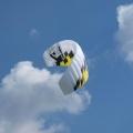 kite OZONE FRENZY 13 m 2013 - test -