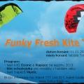 Funky Fresh Kite Test - 11.11, letiště Trnávka