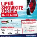 LIPNO SNOWKITING SESSION