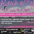 Kralová Open 2013, 13-14.4