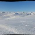 Norsko 2013 - Snowkiting (Stejnaci)