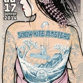 Snowkite Masters (SKM), 11-14 ledna 2014