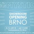Mystic Open Party - 4.12.2014 v Brně