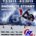 Pátý ročník závodů SNOWKITE STORMY ADOLFOV