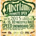 Abertamy Snowkite Open 2015, 14-15.2