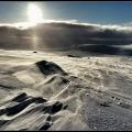 Snowkiting Trip do Norska - Hardangervidda