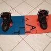 Board CF ADDICT 142 x 43 s pevným vázáním